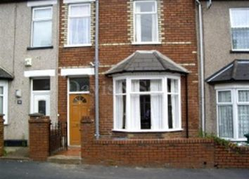 Thumbnail 2 bed terraced house to rent in Durham Road, Newport, Newport.