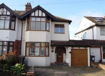 Thumbnail 3 bedroom semi-detached house for sale in Lynton Road, London