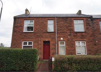 Thumbnail 1 bed flat for sale in Stevenson Street, Kilmarnock