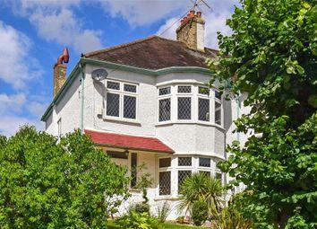 Thumbnail 3 bed semi-detached house for sale in Blenheim Park Road, South Croydon, Surrey