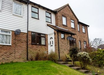 Thumbnail 2 bed terraced house for sale in Sheraton Court, Walderslade, Chatham