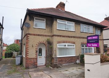 Thumbnail 3 bed semi-detached house for sale in Hillview Avenue, Wirral