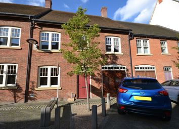 Thumbnail 4 bed terraced house for sale in Clickers Mews, Upton, Northampton