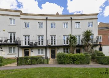 Thumbnail 4 bed town house to rent in Borders Crescent, Loughton
