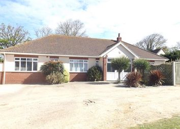 Thumbnail 4 bedroom bungalow for sale in Mundesley, Norwich, Norfolk