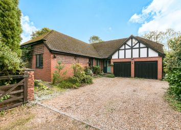Thumbnail 3 bed detached bungalow for sale in Fairview Road, Headley Down, Bordon