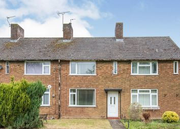 Thumbnail 2 bed terraced house for sale in Watton, Thetford, Norfolk