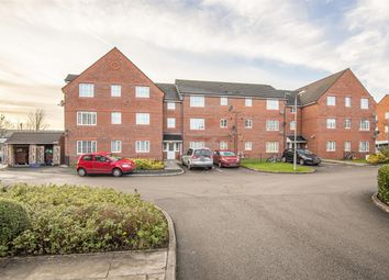 Thumbnail 2 bed flat for sale in Queens Court, Lloyd Road, Levenshulme