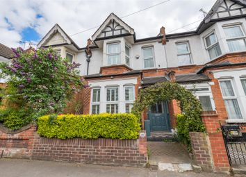 Thumbnail 3 bed terraced house for sale in Twickenham Road, London