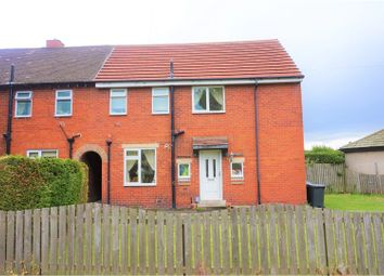 Thumbnail 3 bed semi-detached house for sale in Kitson Hill Crescent, Mirfield