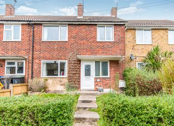 Thumbnail Terraced house for sale in Tenterden Drive, Canterbury