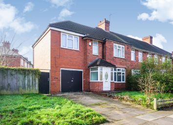 Thumbnail 4 bed semi-detached house for sale in Lakey Lane, Birmingham
