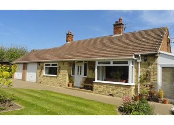 Thumbnail 3 bed detached bungalow for sale in Drovers Lane, Redmarshall