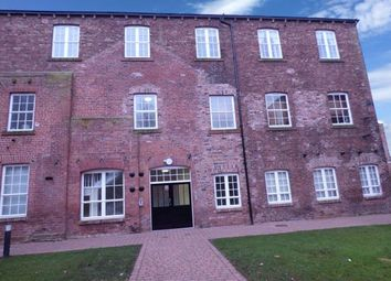 Thumbnail 2 bed flat for sale in Flat 21, River View, Denton Mill Close, Carlisle