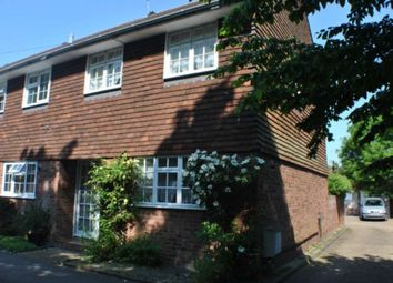 Thumbnail 3 bed end terrace house to rent in Old Ruttington Lane, Canterbury