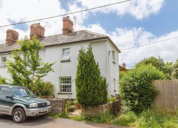 Thumbnail 3 bed end terrace house for sale in Station Road, Yeoford, Crediton