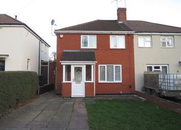 Thumbnail 3 bed semi-detached house for sale in Birchfield Way, Walsall