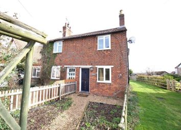 Thumbnail 2 bed cottage to rent in Moor End Road, Radwell, Bedford