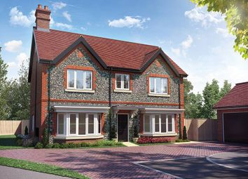 "Thumbnail 4 bed detached house for sale in ""Plot 3"" at Lewes Road, Ringmer, Lewes"