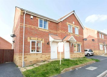 Thumbnail 2 bedroom semi-detached house for sale in Primo Place, Leeds, West Yorkshire