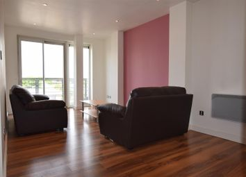 Thumbnail 2 bedroom flat to rent in The Pinnacle, High Road, Chadwell Heath, Romford