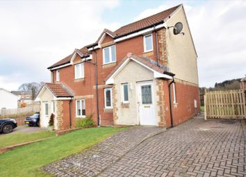 Thumbnail 3 bed semi-detached house for sale in Craigsmill Wynd, Airdrie