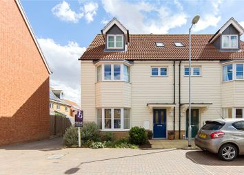 Thumbnail 3 bed detached house for sale in Juliette Mews, Romford