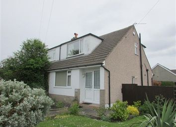 Thumbnail 2 bedroom bungalow for sale in Westmoor Grove, Morecambe