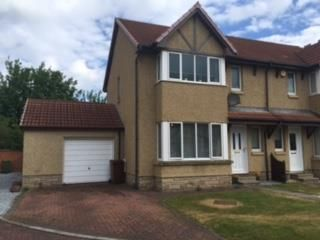 Thumbnail 3 bed semi-detached house to rent in Scarlett Park, Wallyford, Musselburgh