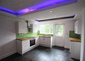 Thumbnail 2 bed town house to rent in High Lane, Brown Edge, Stoke-On-Trent