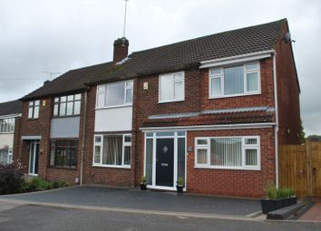 4 bed semi-detached house for sale in Bishopton Close, Mount Nod, Coventry CV5