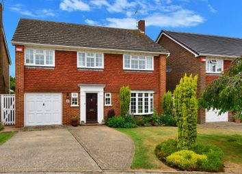 Thumbnail 4 bedroom detached house for sale in Winchester Gardens, Canterbury