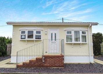 Thumbnail 1 bed mobile/park home for sale in Beeches Mobile Homes Park, Victoria Road, Lowestoft