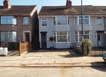 Thumbnail 3 bed end terrace house for sale in Cedars Avenue, Coundon, Coventry