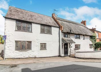 Thumbnail 6 bed cottage for sale in High Street, Enderby