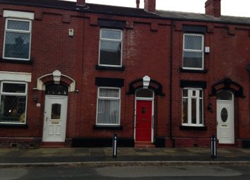 Thumbnail 2 bed terraced house to rent in Gould Street, Denton