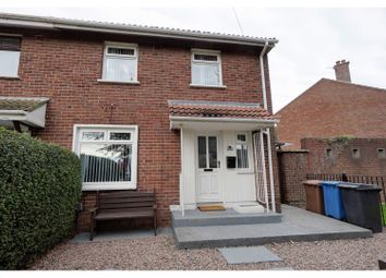 Thumbnail 3 bed end terrace house for sale in Knockwood Park, Belfast