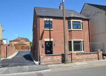 Thumbnail 4 bed detached house for sale in Derby Road, Borrowash, Derby