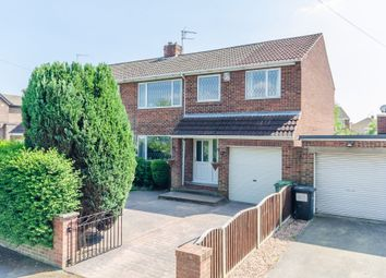 Thumbnail 4 bed semi-detached house for sale in Hamilton Drive, York
