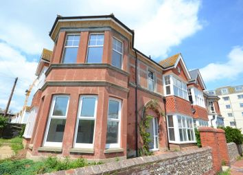 Thumbnail 1 bed flat to rent in The Esplanade, Worthing