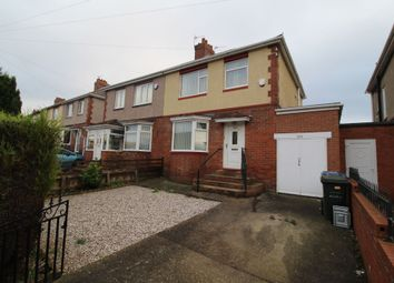 3 bed semi-detached house for sale in Denton Road, Newcastle Upon Tyne NE15