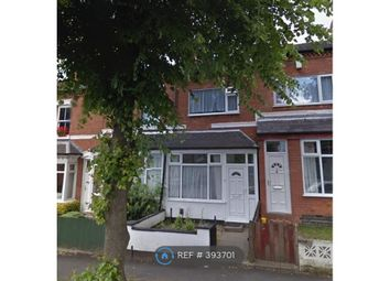 Thumbnail 2 bed terraced house to rent in Oliver Road, Birmingham