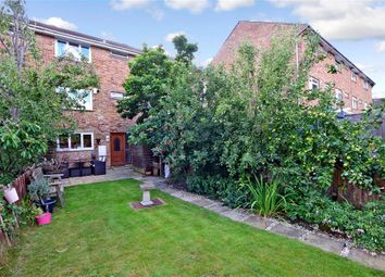 4 bed terraced house for sale in Reculver Walk, Maidstone, Kent ME15