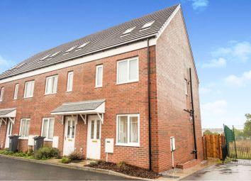 Thumbnail 3 bedroom town house to rent in Eastside Quarter, Llanedeyrn