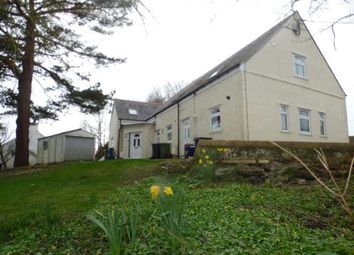 Thumbnail 2 bed end terrace house for sale in Old Kingdom Hall, Bull Bay Road, Amlwch, Anglesey