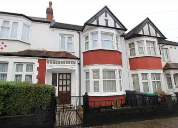 Thumbnail 3 bed terraced house for sale in Lyndhurst Road, Wood Green, London