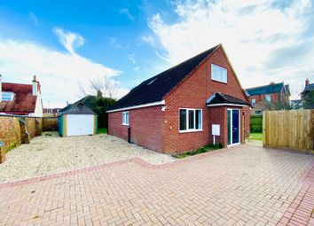 Thumbnail 4 bed property for sale in Hereward Road, Spalding