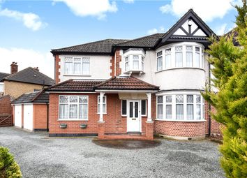 Thumbnail 5 bed end terrace house for sale in Victoria Road, Ruislip, Middlesex