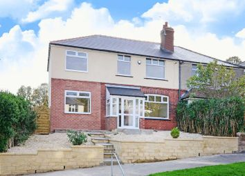 Thumbnail 4 bed semi-detached house for sale in Bents Green Road, Bents Green, Sheffield