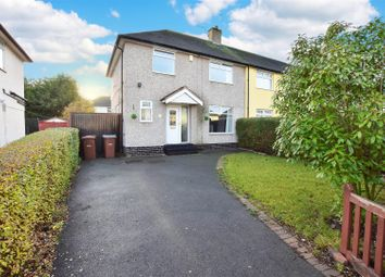 Thumbnail 3 bed semi-detached house for sale in Stirling Grove, Clifton, Nottingham